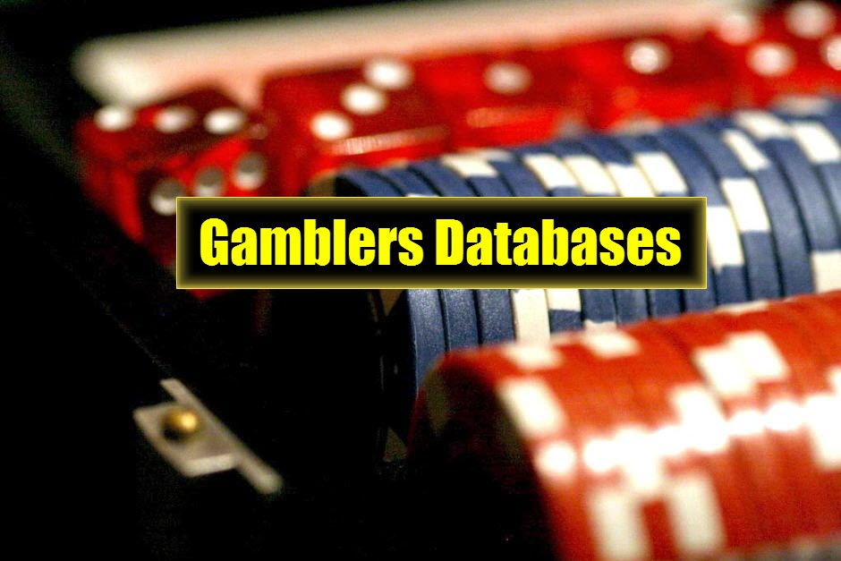 gamblers databases lists for sale