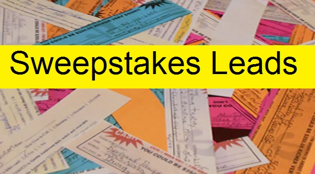 sweepstakes coupons lists